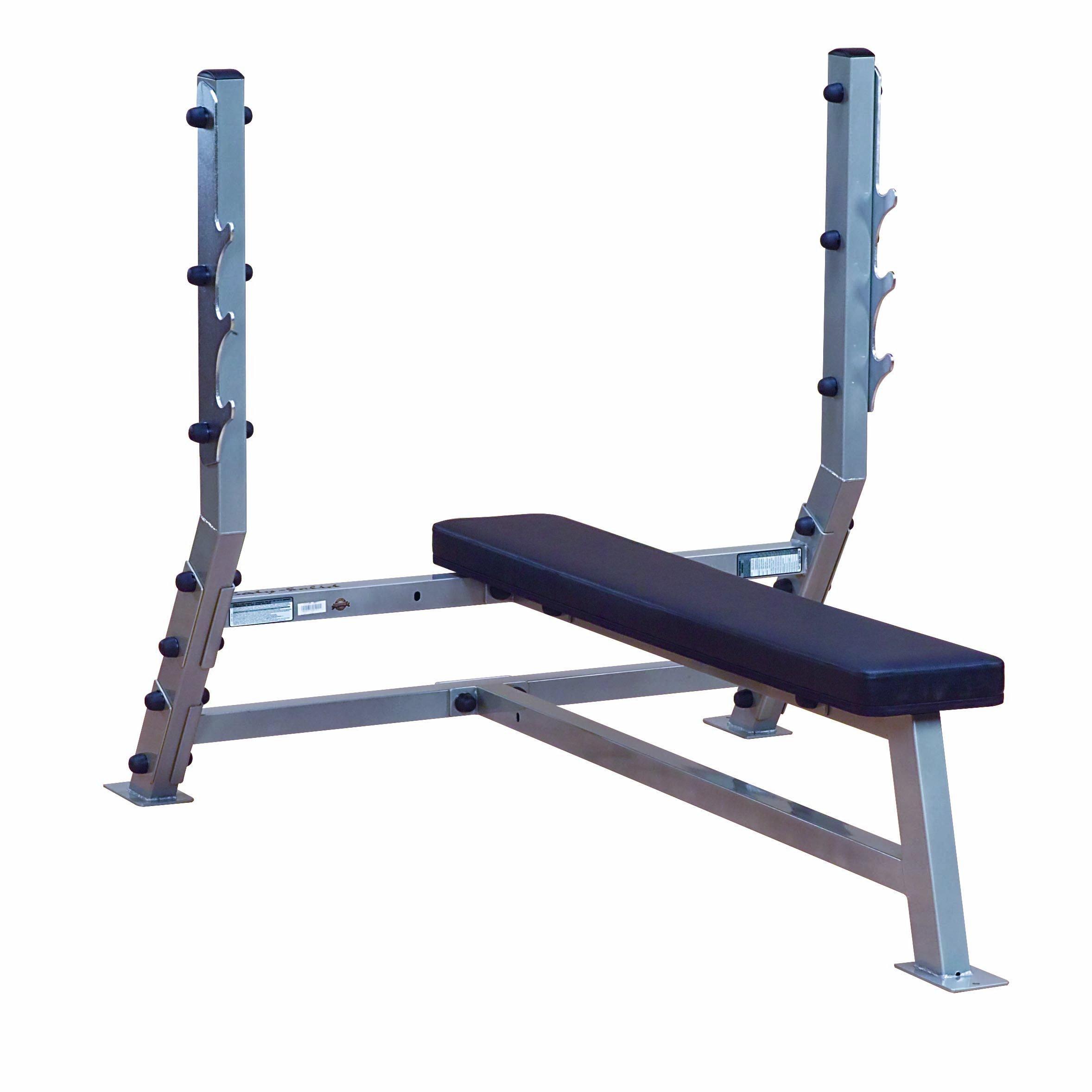 Body-Solid SFB349G ProClub Line Olympic Flat Bench