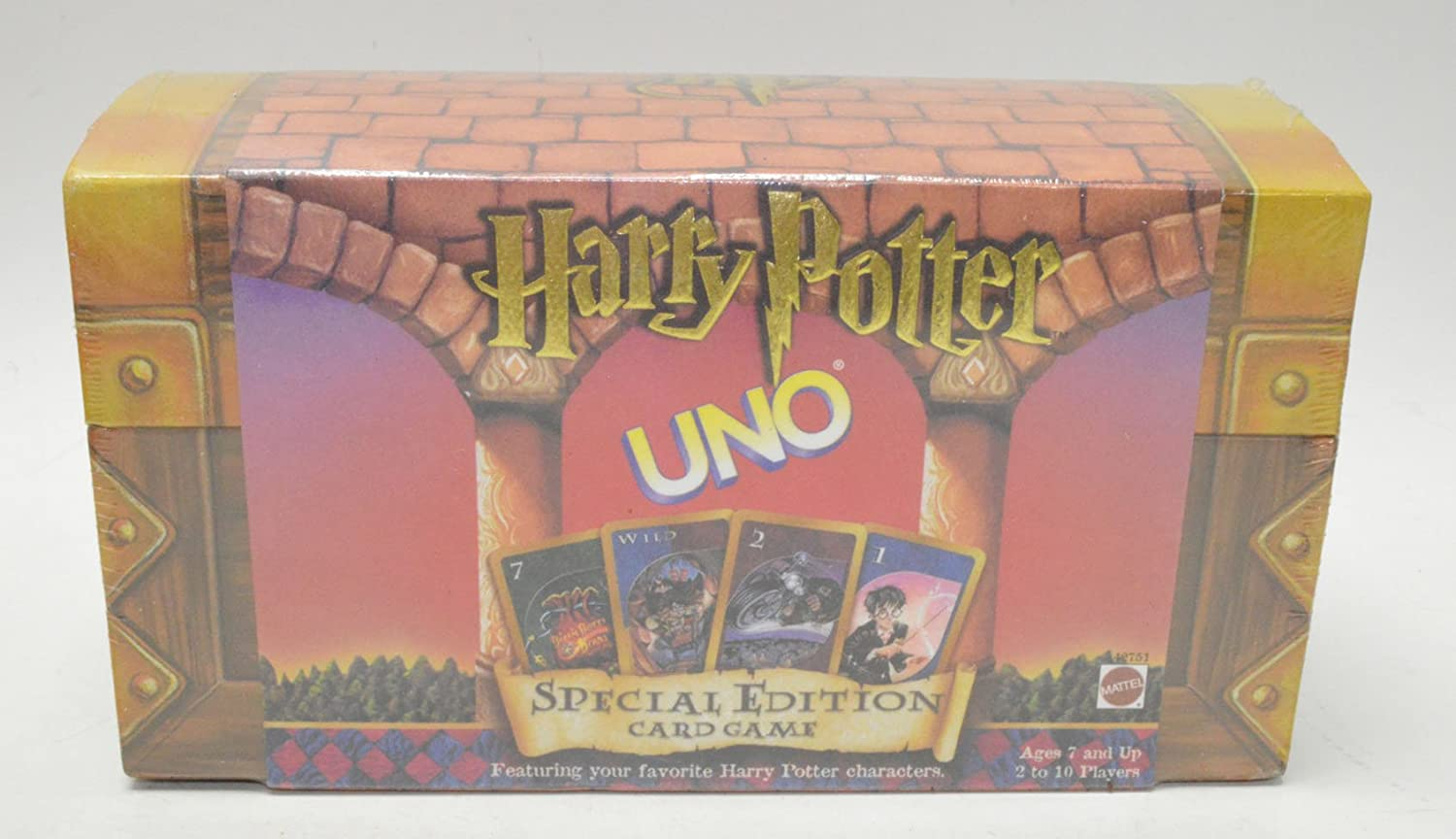 Harry Potter Potter Potter Uno Special Edition Game bc4aaf