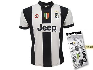 Réplica de la Camiseta de fútbol Juventus Neutre-Juego de camiseta Pegatina productos oficiales para