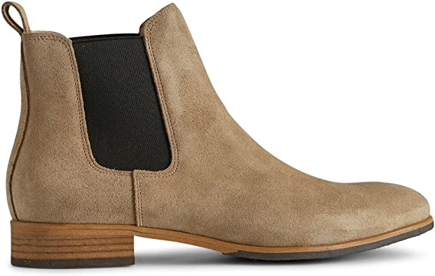 TALLA 44 EU. Shoe The Bear Dev S, Botas Chelsea para Hombre