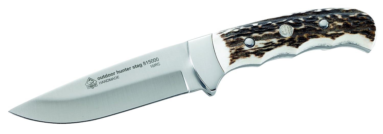 Puma IP Outdoor cuchillo mango de cuerno de ciervo ...