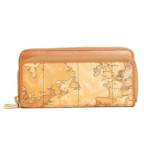 7b3fea1621 Portafogli donna Alviero Martini W042 Geo Classic: Amazon.it: Scarpe e borse