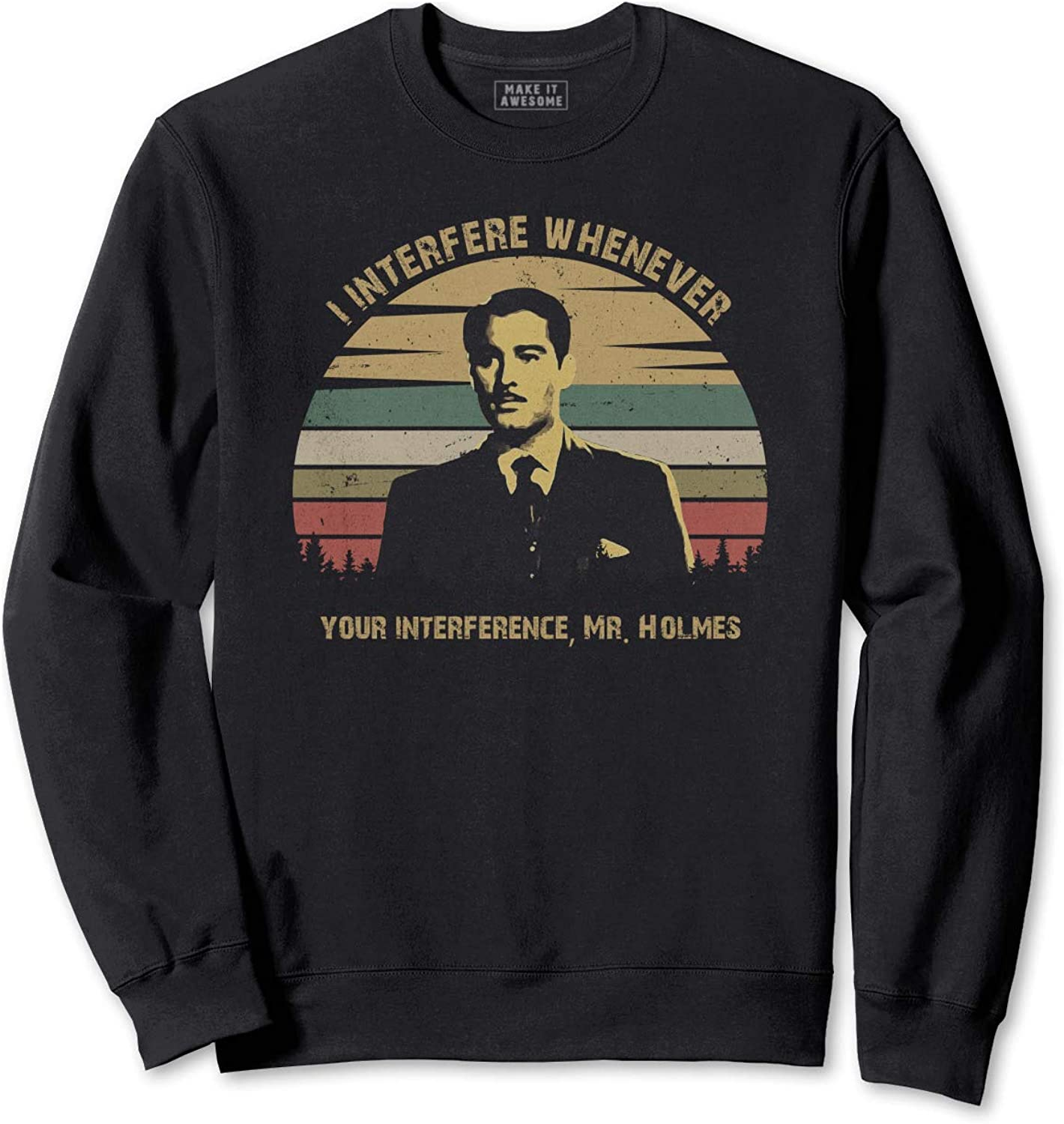 We Dont Want Your Interference Vintage T-Shirt