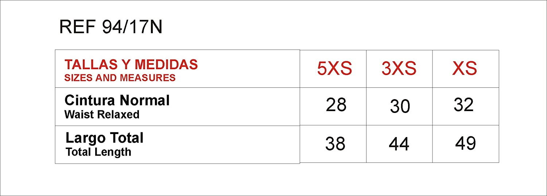 Unisex ni/ños Asioka 94//17n Pantal/ón de Baloncesto Corto
