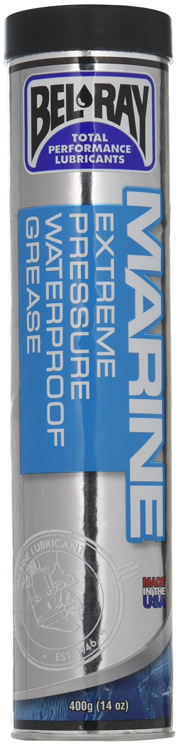 Bel Ray Extreme Pressure Waterproof Grease, 14 oz. Cartridge 99710-CG (1) by Bel Ray