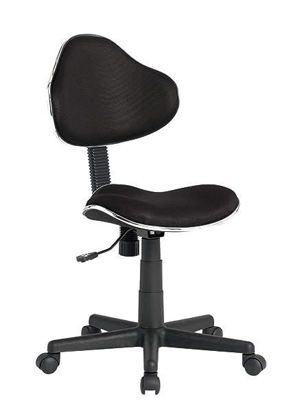 Amazon Com Studio Designs Modern Home Office Mode Chair Black Arts