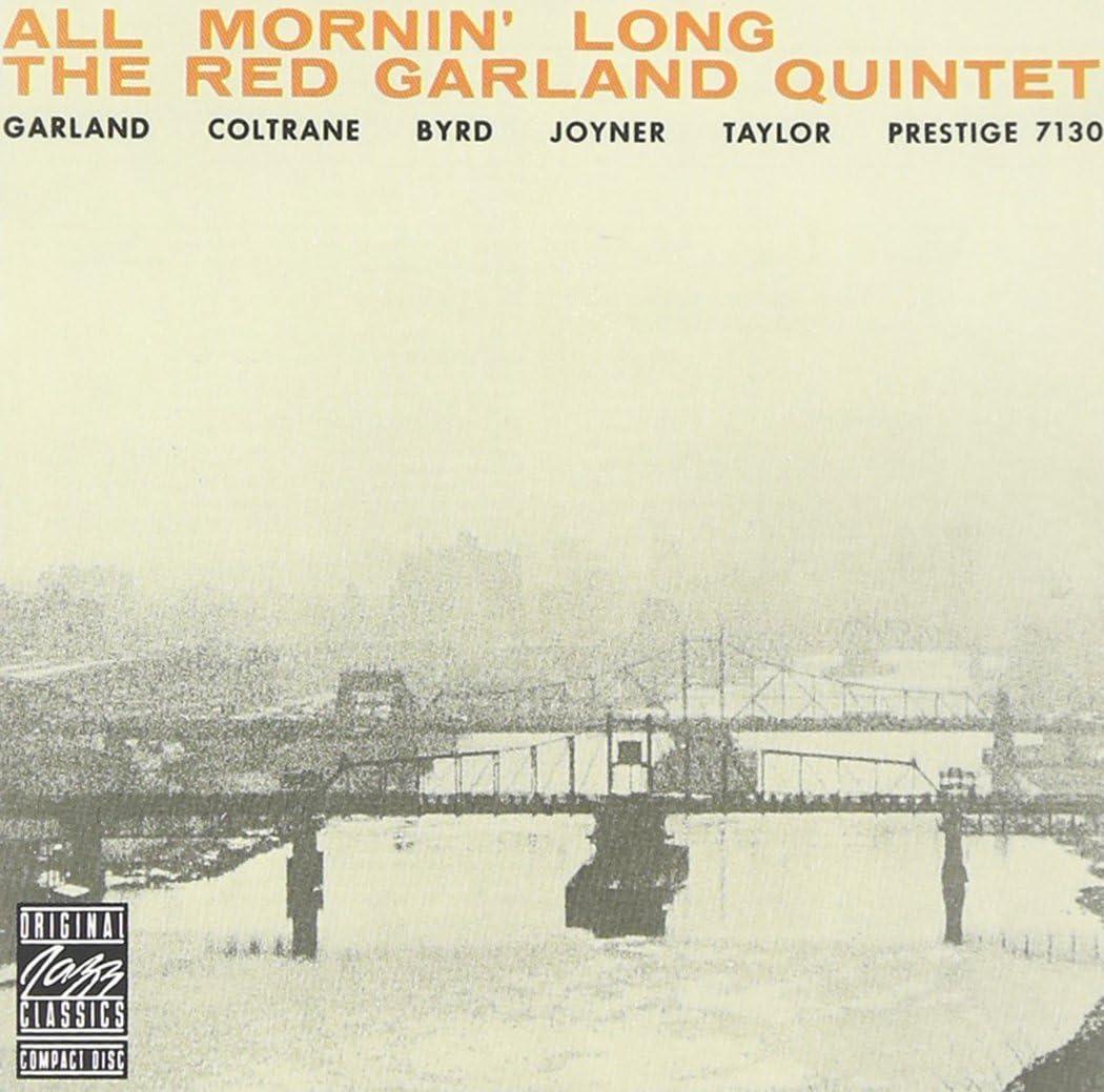 レッド・ガーランド / All Mornin' Long