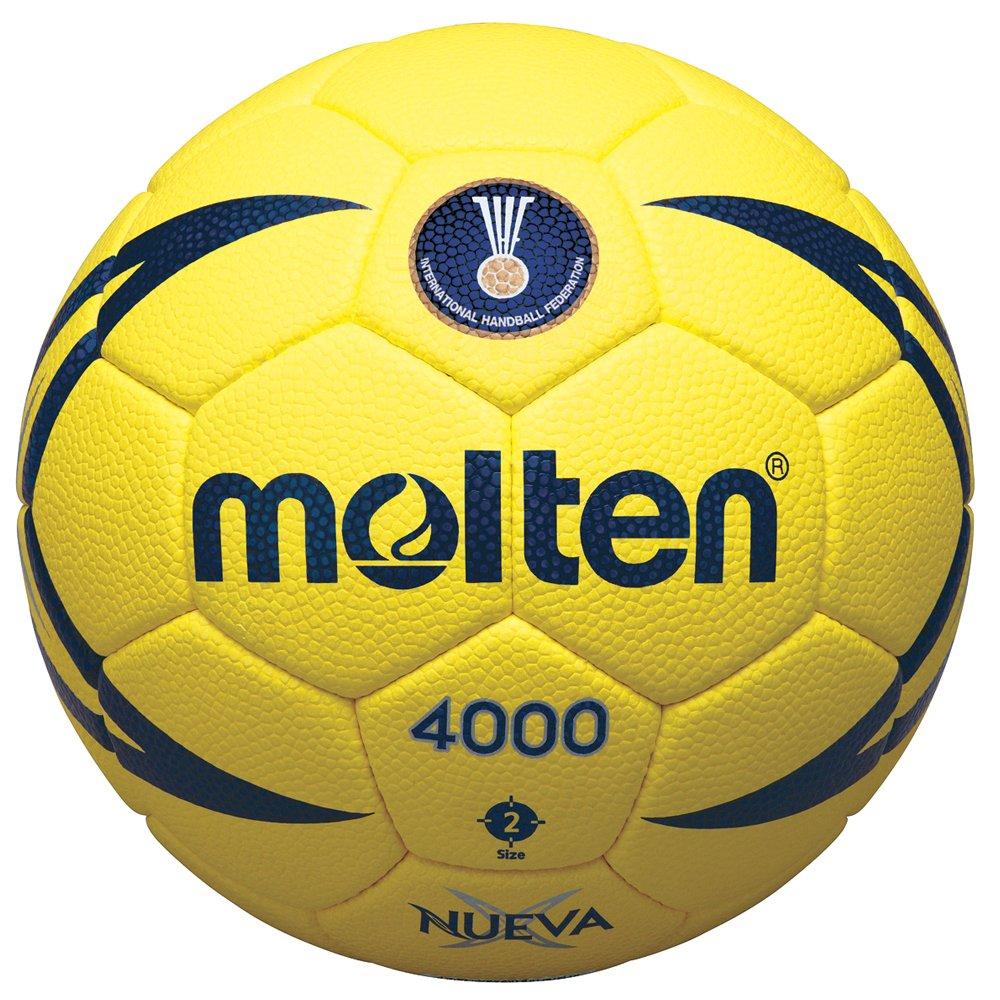 Molten Hx4000 - Balón de balonmano (talla 3): Amazon.es: Deportes ...