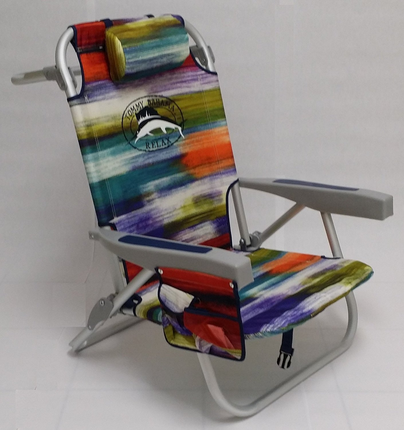 Colorful Rust Proof Lightweight Beach Chair