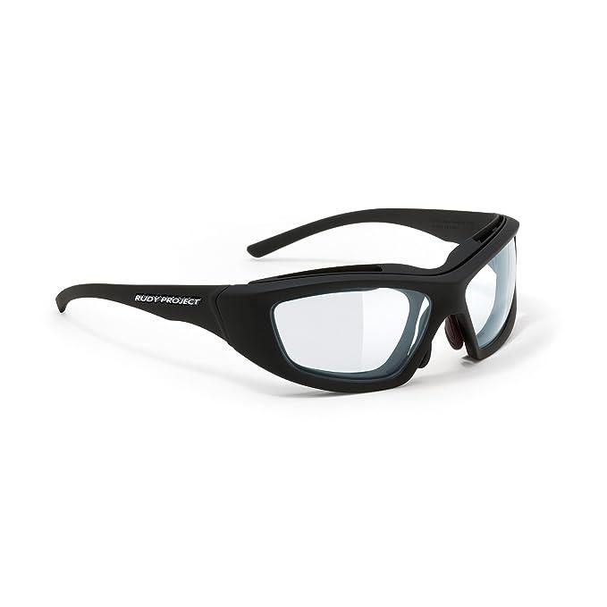 RUDY PROJECT Gafas de sol GUARDYAN Negro Mate 62MM: Amazon ...