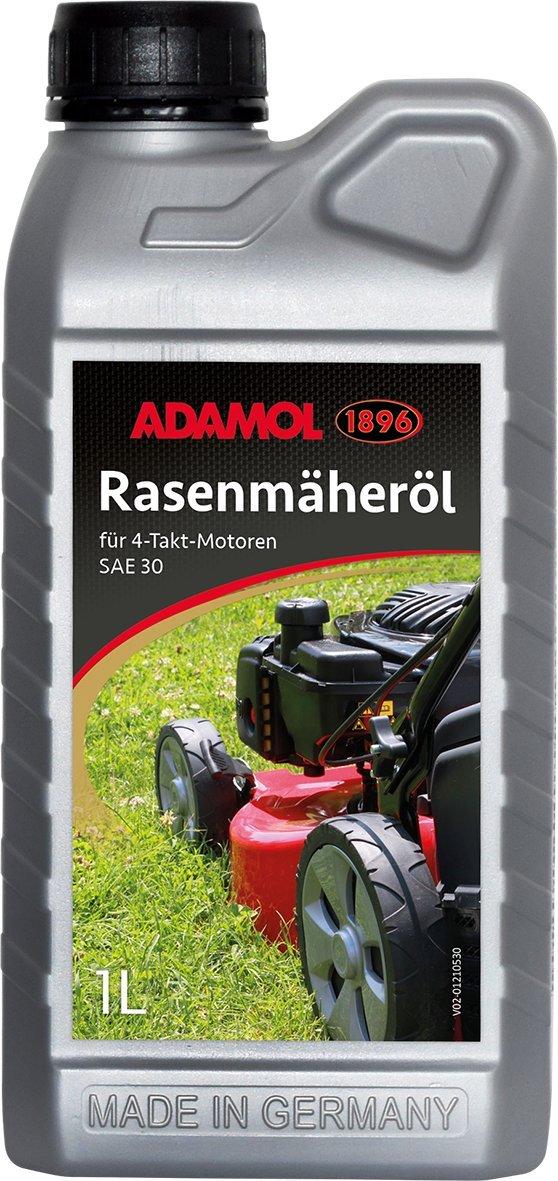 ADAMOL 1896 01210530 Cortacésped de Aceite sae30, de 4 del, 1 L: Amazon.es: Coche y moto
