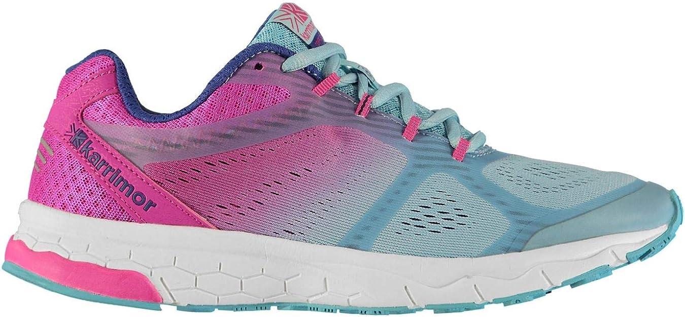 Karrimor Mujer Tempo Zapatillas Deportivas De Running Sky Blue/Pink 40 2/3 EU: Amazon.es: Zapatos y complementos