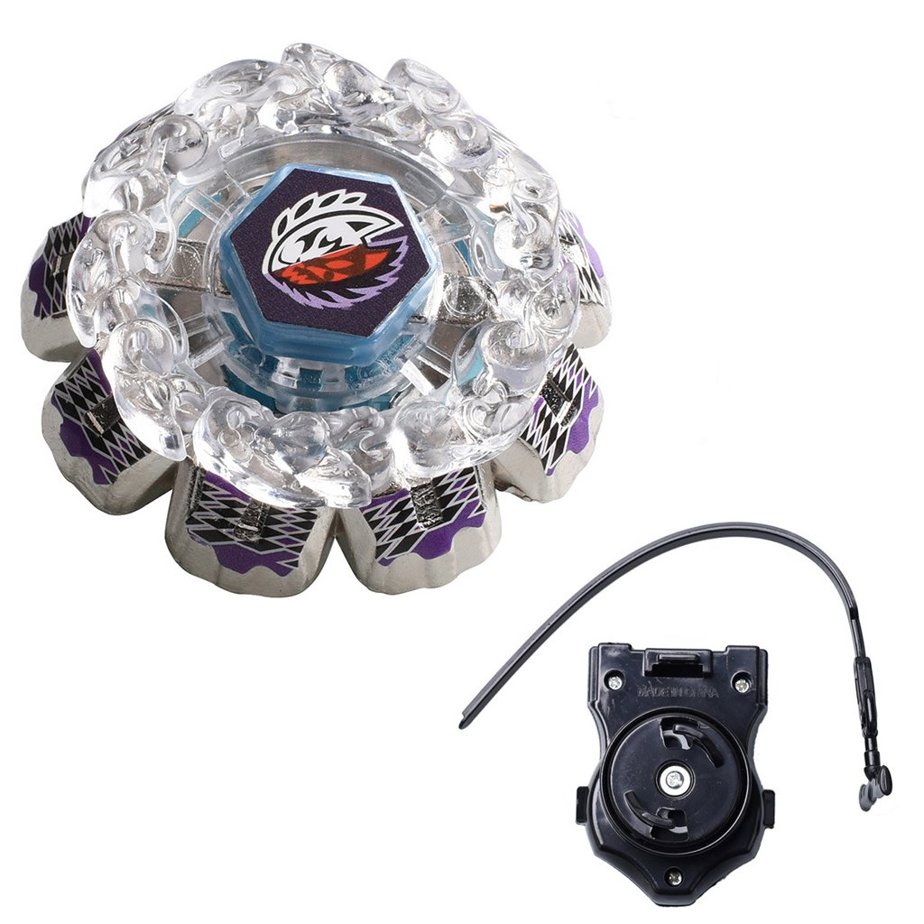 Gyro Metal Fusion L-Drago Gold Battling Tops Gyroscope With Launcher Toy Set (BB120) Generic
