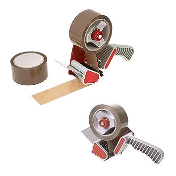 [6 Pack] Cinta de embalar/cinta adhesivas - Cinta adhesiva de embalar varios colores y tamaños (Universal, Precintadora): Amazon.es: Bricolaje y ...
