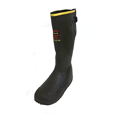 "LaCrosse Mens 18"" Burly Air Grip 1600G Rubber Boot"