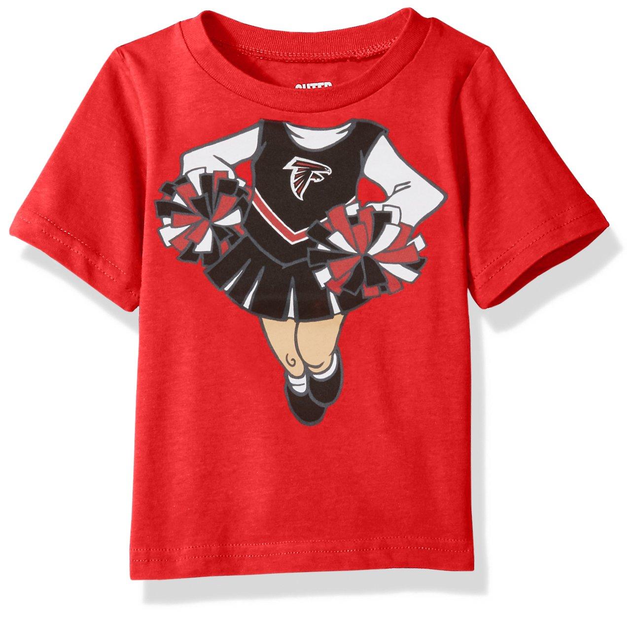 Outerstuff NFL Infant Dream Cheerleader Short Sleeve Tee