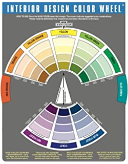 Interior Design Color Wheel