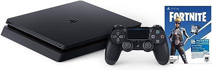 Amazoncom Playstation 4 Slim 1tb Console Fortnite Bundle