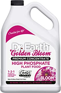product image for Dr. Earth Golden Bloom High Phosphate Plant Food 1 Gallon
