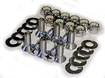 Leg Attaching Bolt Set for ShopSmith Machines • Stainless Steel