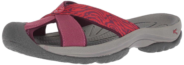 KEEN Women's Bali Sandals B07227JQDW 9.5 B(M) US|Red Violet/Boysenberry