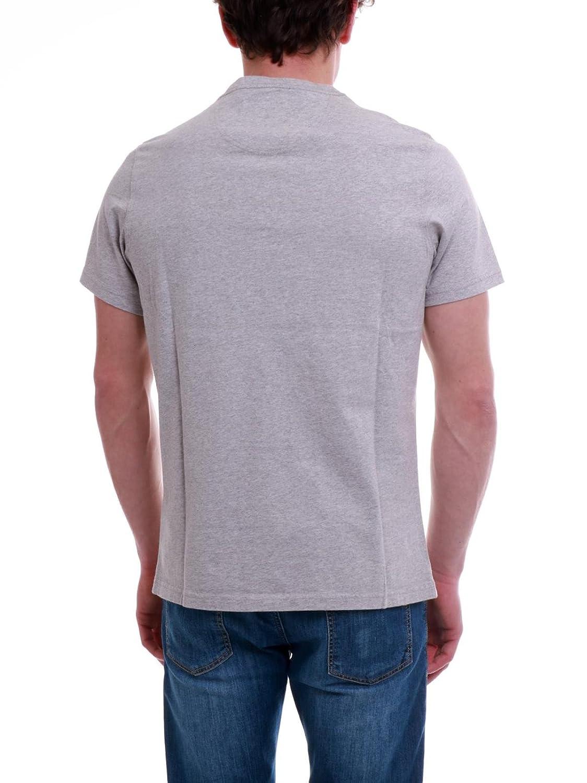 Barbour - Camiseta - para Hombre Grey Marl S: Amazon.es: Ropa y ...