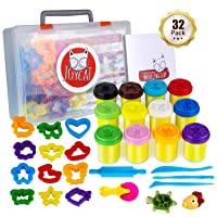 JoyCat Clay for Kids,DIY Modeling Clay Kits for Kids Aged 4-12, 12 Colors Clay&12...