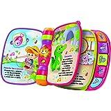 VTech Baby - Primeras canciones, libro musical, multicolor (3480-166722)
