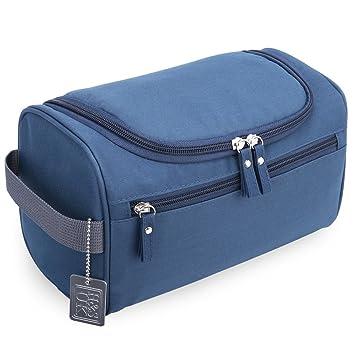 H S Toiletry Bag Overnight Wash Bag Hanging Gym Shaving Bag for Men and  Women Ladies Travel fc6f1da983