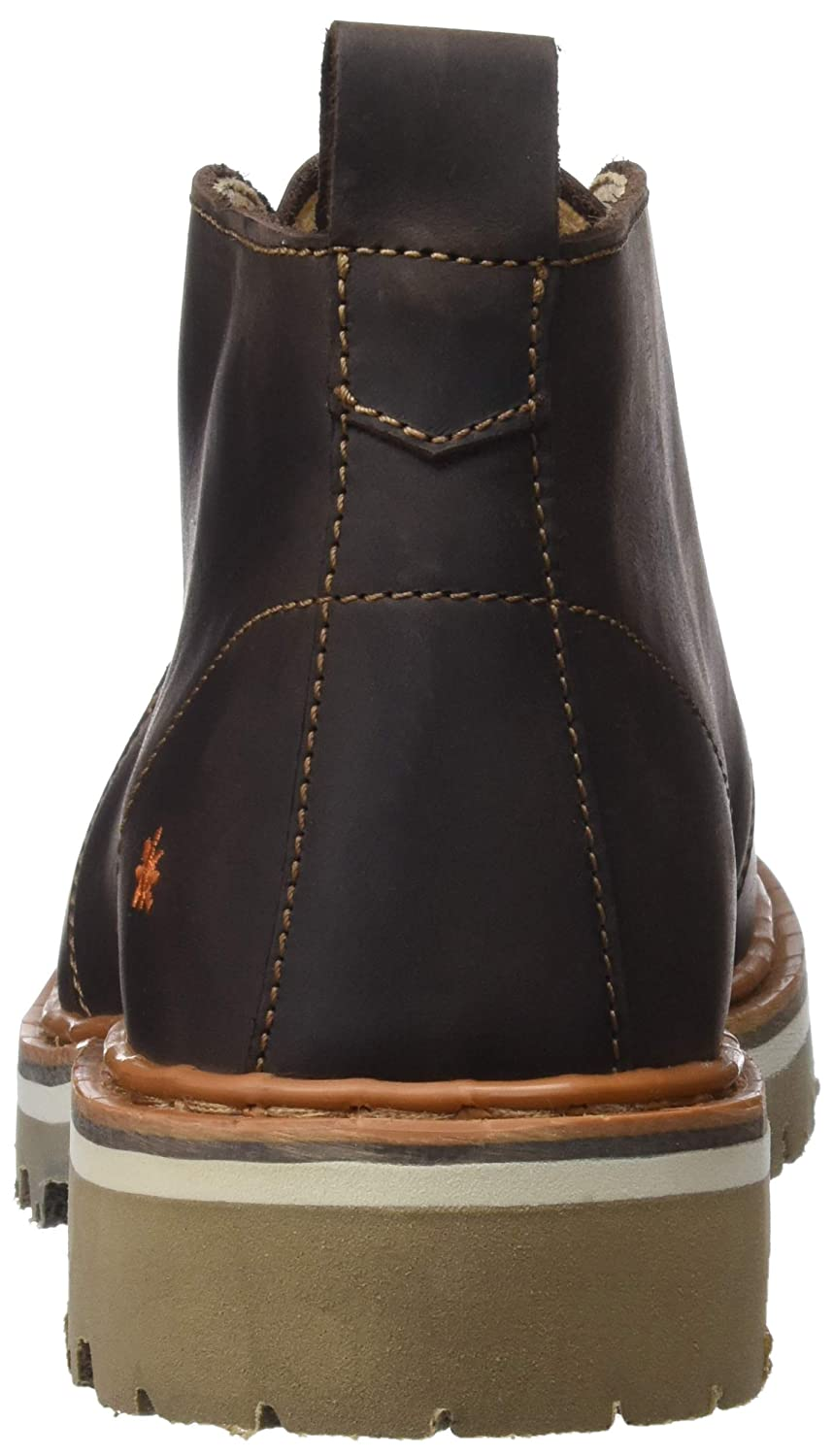 Art Herren (Brown Rustic Kurzschaft Stiefel Braun (Brown Herren Brown) 253202