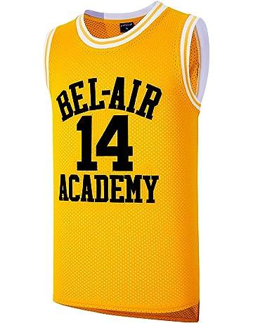 5243892b8ca JOLI SPORT Will Smith  14 Jersey The Fresh Prince of Bel Air Basketball  Jersey Mens