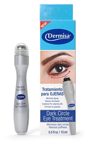 Dermisa Anti-Puff Eye Roller 0.5 Ounce (3 Pack)