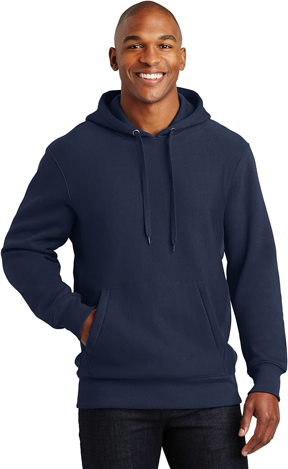 SPORT-TEK Super Heavyweight Pullover Hooded Sweatshirt (F281)