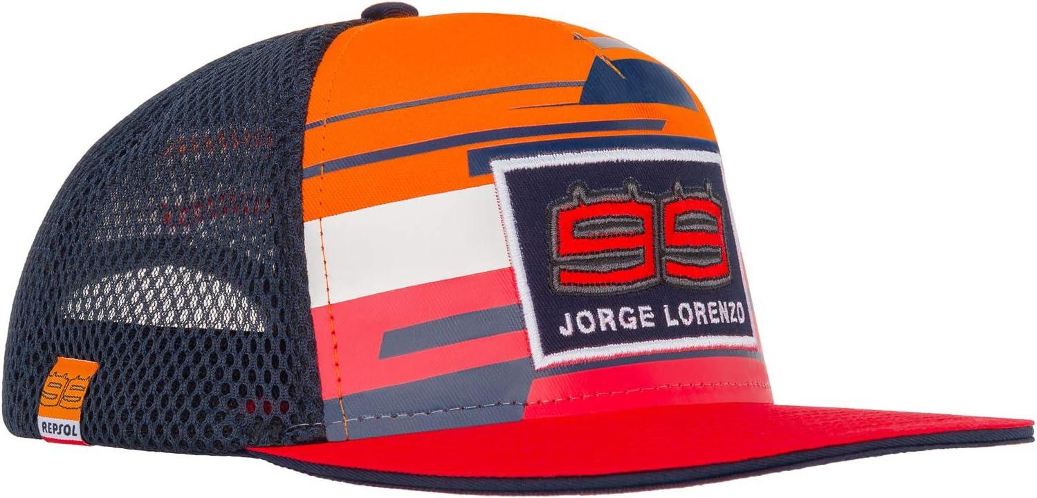 REPSOL HONDA RACING 2019 Marc Marquez #93 Official Rider Cap Merchandise