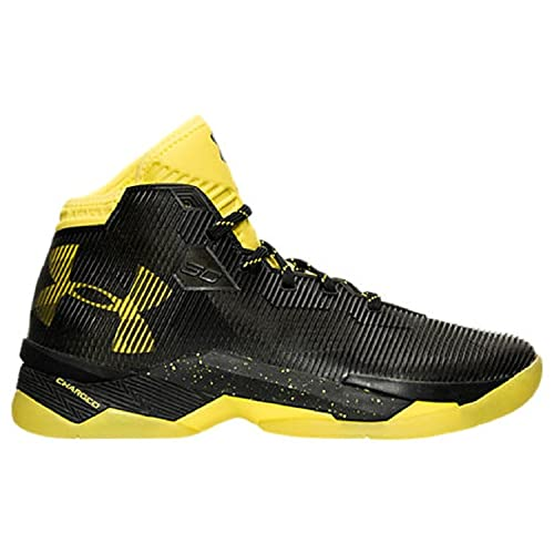 f298270473ed Under Armour Ua Curry 2.5 Black Taxi Taxi 10.5 D(M) US  Buy Online at Low  Prices in India - Amazon.in
