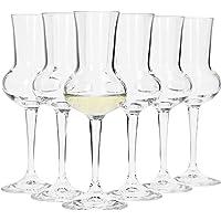 Bormioli Grappa Cristal Set 6Piezas | cantidad
