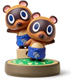 amiibo Mamekichi & Tsubukichi (Animal Crossing) Japan import.