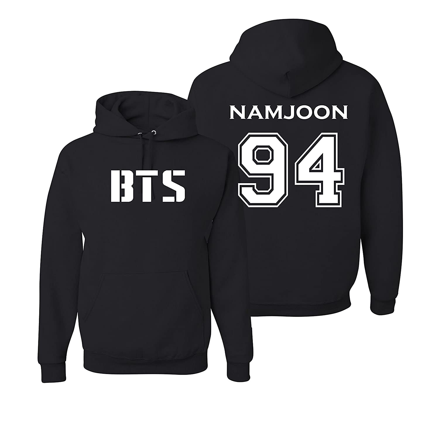 Adult BTS Namjoon 94 Hooded Sweatshirt
