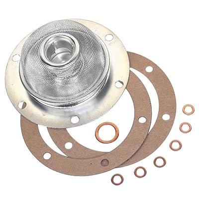 Empi 00-9924-0 Oil Screen Kit, 1500-1600cc for VW Type 1, Bug, Beetle, Baja: Automotive