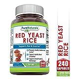 Pure Naturals Red Yeast Rice Dietary