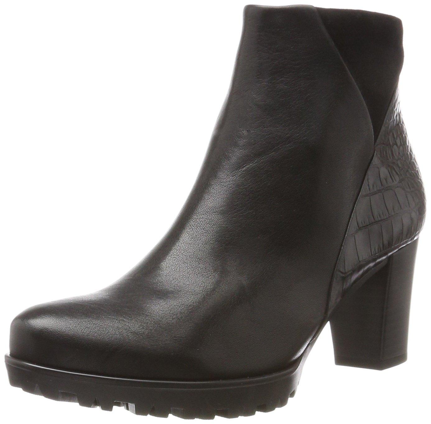 Gabor Shoes Comfort Comfort Sport, Schwarz Bottes Femme Micro) Noir (17 Schwarz Micro) c69d0ad - shopssong.space