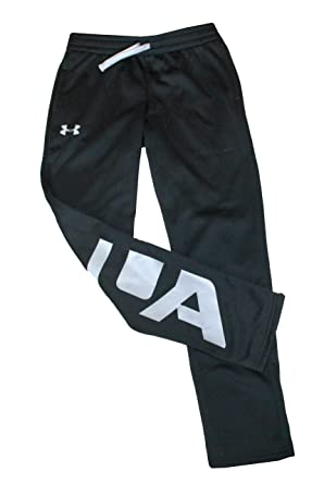 ee73e3c49157 Amazon.com  Under Armour Youth Boys Track Pants 1331651 (M 10 12 ...