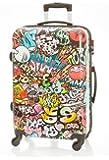 Maleta Graffiti Grande 78x48x28 cm Rígida de 4 ruedas