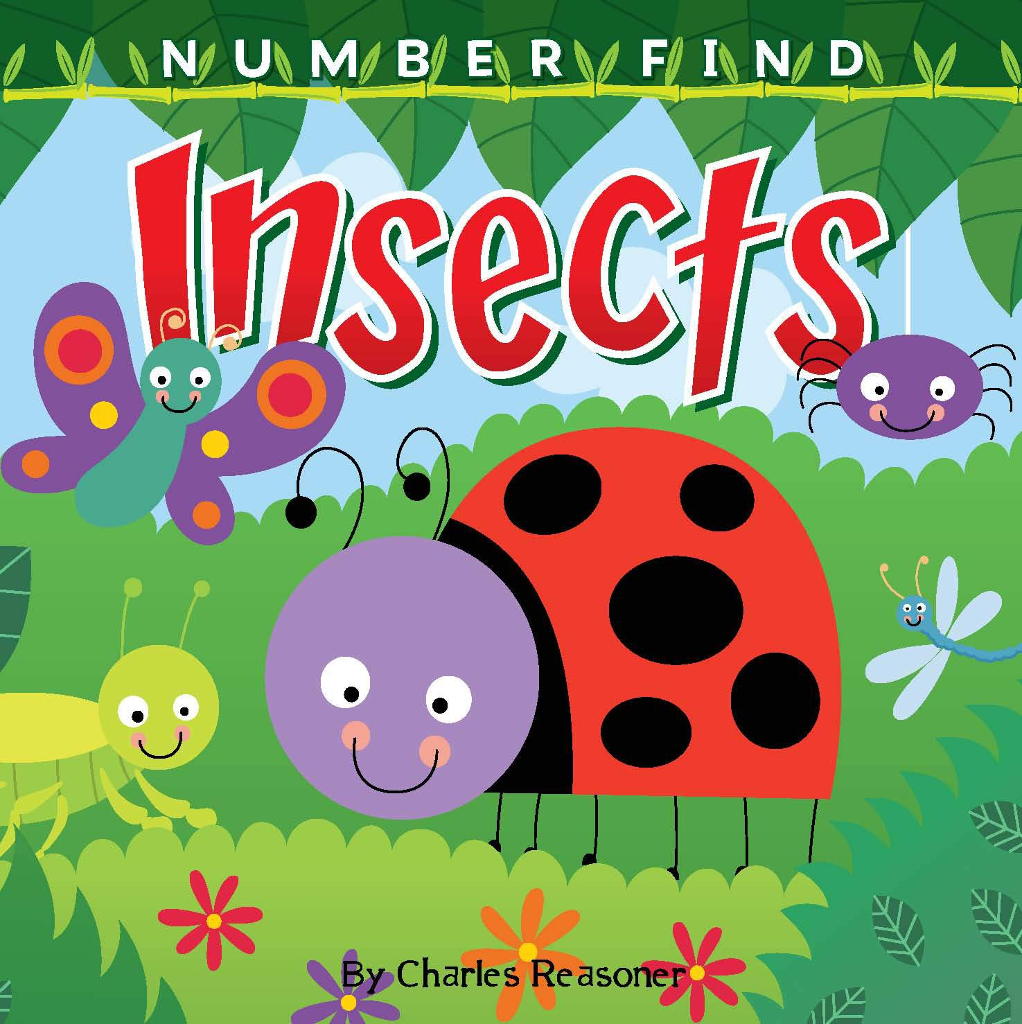 Read Online Insects (Number Find) ebook