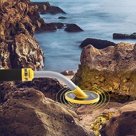 Fantasyworld PI-iKing 750 Detector de Metales subacuático Impermeable 30m Detector de Metales de Alta sensibilidad de inducción de Pulso de Mano de la ...