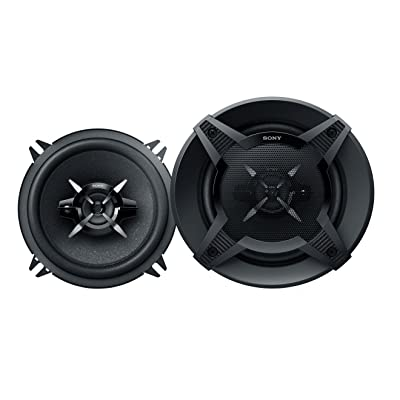 Sony XSFB1330 5.25-Inches 240 Watt 3-Way Car Audio Speakers, 1 pair (Black): Car Electronics