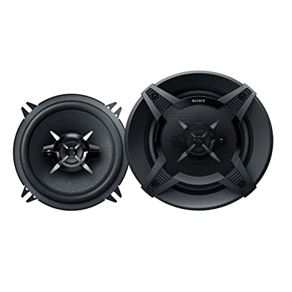Sony Xsfb1330 5.25 Inches 240 Watt 3 Way Car Audio Speakers, 1 Pair (Black) by Sony