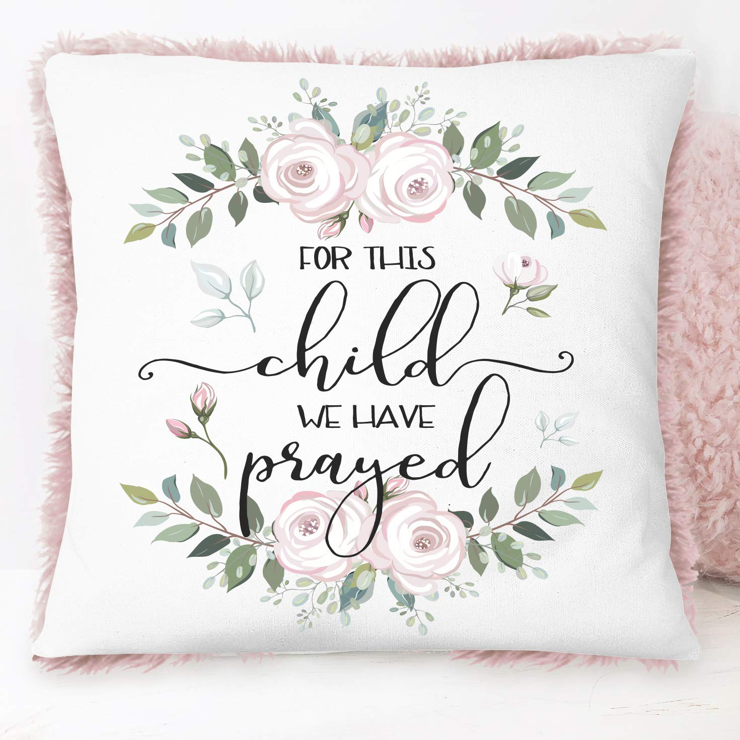 for this child we have prayed baby girl