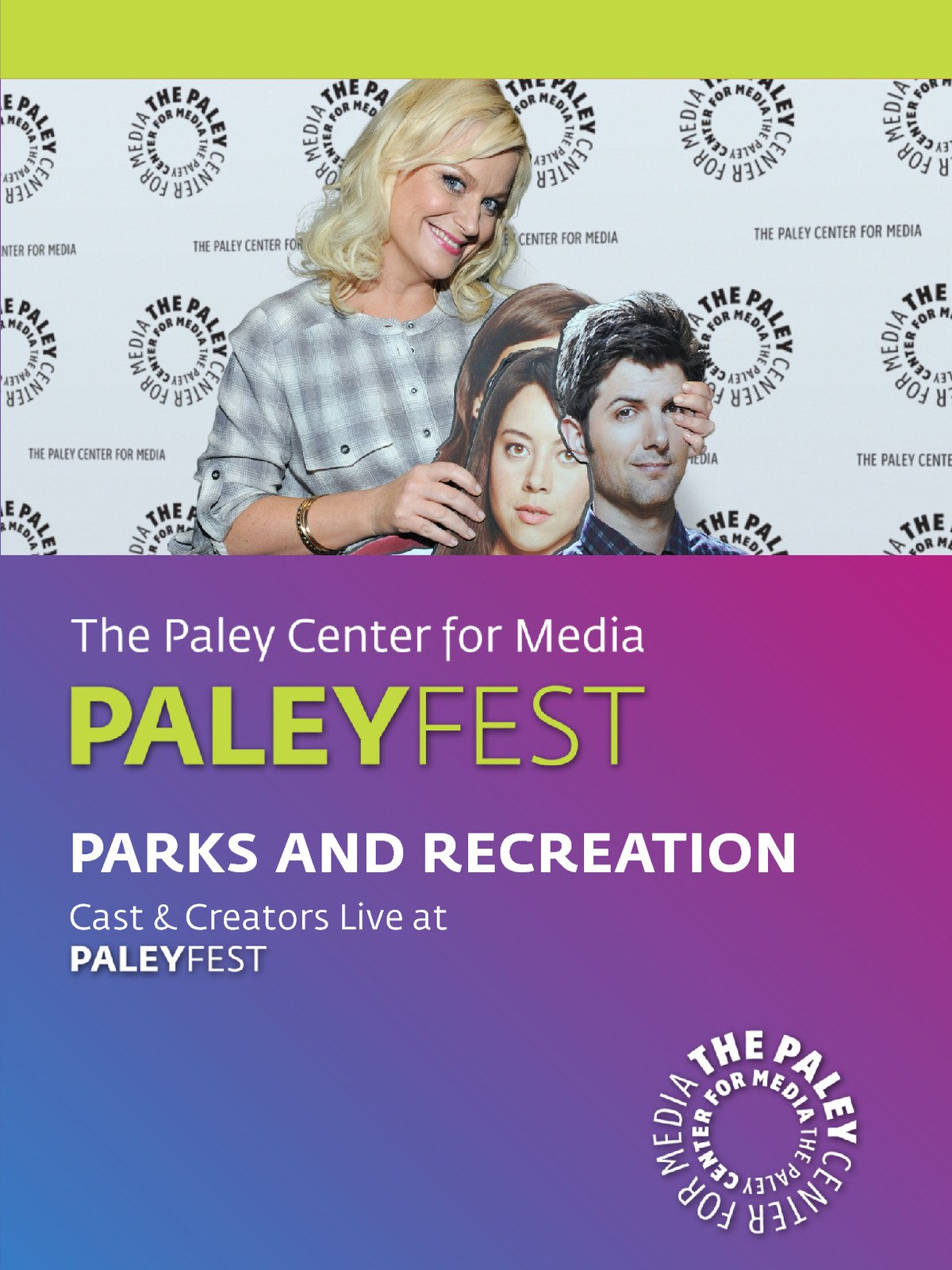 Parks and Recreation: Cast & Creators Live at PaleyFest on Amazon Prime Video UK