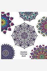 Mandala Coloring Book: Inspirational, Fun, & Relaxing Paperback